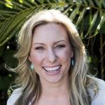 An undated photo of Justine Damond, who was shot and killed by a Minneapolis police officer.